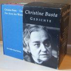 Verwandlung, Verklärung – die Lyrikerin Christine Busta